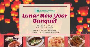 TAP-Sea: Lunar New Year Banquet