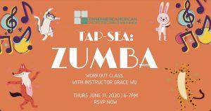 TAP-Sea: Zumba Workout Class