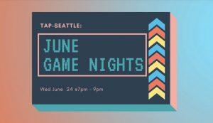 TAP-Sea: Game Night