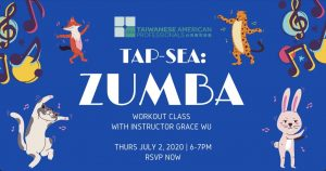 TAP-Sea: Zumba Workout Class with Grace
