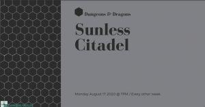 TAP-Sea: Dungeons & Dragons // Sunless Citadel