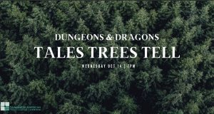 TAP-Sea: Dungeons & Dragons // Tales Trees Tell