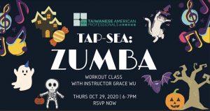 TAP-Sea: Zumba workout with Grace