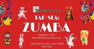LNY Zumba Workout with Grace