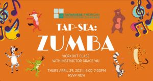 April Zumba Workout Class with Grace