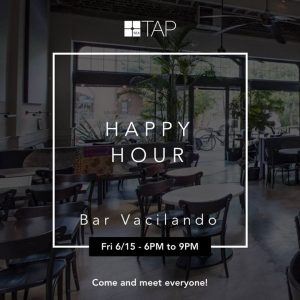 TAP SEA: TAPpy Hour at Bar Vacilando @ Bar Vacilando | Seattle | WA | United States