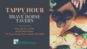 TAP-Sea: TAPpy Hour at Brave Horse Tavern @ Brave Horse Tavern | Seattle | WA | United States