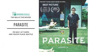 TAP-Sea at the Movies: Parasite (CANCELLED) @ AMC Theatre - Pacific Place 11 | Seattle | WA | United States